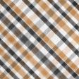 Furry Cuddles Plaid Paper 09