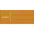 Heard The Buzz? Notes Label