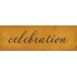 Heard The Buzz? Celebration Word Art