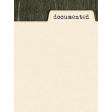 Heard the Buzz? Documented Journal Card 3x4