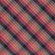 Cozy at Home Plaid Paper 01
