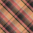 Cozy at Home Plaid Paper 06