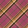 Cozy at Home Plaid Paper 11