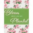 Bloom Revival Bloom Journal Card 3x4