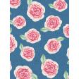 Bloom Revival Roses Journal Card 3x4