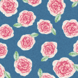 Bloom Revival Roses Journal Card 4x4