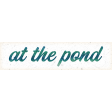 Swim With The Fishes At The Pond Word Art