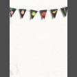 Veggie Table Banner Journal card 3x4