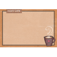 Cozy at Home Cozy Life Journal Card 4x6