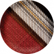 Mulled Cider Plaid Button