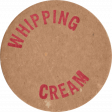 Mulled Cider Whipping Cream Milk Cap