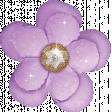 Pajama Party - Girls Flower