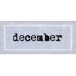 Apricity Label December
