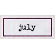Apricity Label July