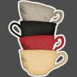 Bistro Cup Stack Sticker