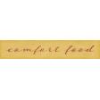 Bistro Word Art Comfort Food