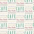 Bistro Cafe Words Paper