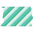 Healthy Measures Striped Washi Tape