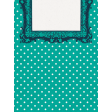 Healthy Measures Frame Journal Card 3x4