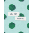 Healthy Measures Good Day Journal Card 3x4