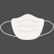 Healthy Measures Print Element Mask
