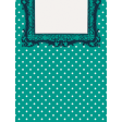 Healthy Measures Print : Frame Journal Card 3x4
