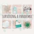 Healthy Measures Print : Surviving a Pandemic Journal Card 4x4