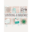 Healthy Measures Print : Surviving a Pandemic Journal Card 3x4