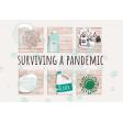 Healthy Measures Print : Surviving a Pandemic Journal Card 4x6