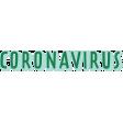 Healthy Measures Print Element Word Art Coronavirus