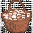 Chicken Keeper Element Egg Basket