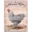 Chicken Keeper Element Tag Farmlife