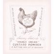 Chicken Keeper Element Vintage Ad Hen