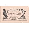 Chicken Keeper Element Vintage Ad Pearl