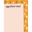 Chicken Keeper Eggcellent 3x4 Journal Card