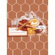 Chicken Keeper Wire 3x4 Journal Card