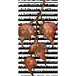 Rustic Honeymoon Leaf Branch