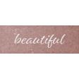 Rustic Wedding Beautiful Word Art