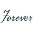 Rustic Wedding Forever Word Art 2