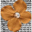 Lets Fika Element Flower Gold