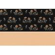 Let's Fika Floral Motif 4x6 Journal Card