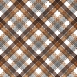 Let's Fika Plaid Paper 4