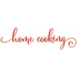 Nana's Kitchen Home Cooking Word Art