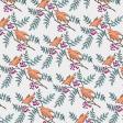 Spring Paper Templates No. 1 Birds {Color Version}