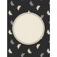 Naturally Curious Butterflies 3x4 Journal Card