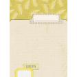 Naturally Curious Folder 3x4 Journal Card