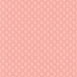 True Friend Pink Ornate Paper