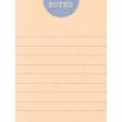True Friend Noted 3x4 Journal Card
