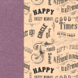 True Friend Words 4x4 Journal Card