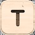 True Friends Wood Tiles T